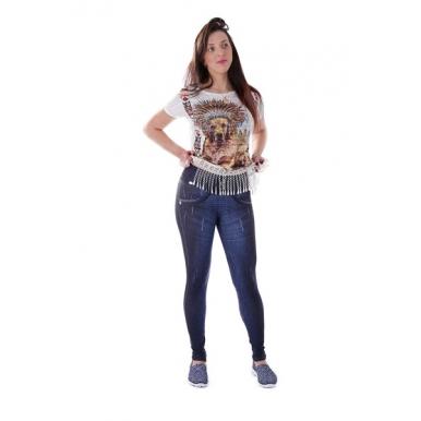 5224- LEGGING Jeans Koch