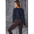 Legging supplex bolso